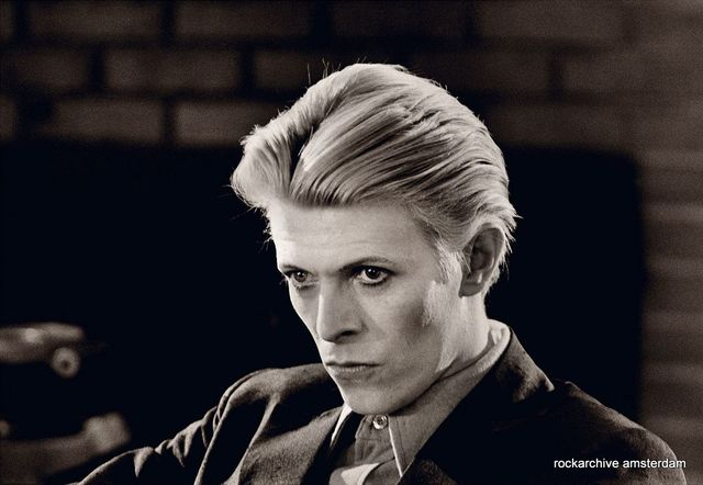 Geoff MacCormack, Fine art digital print, signed and numbered, David Bowie, Los Angeles 1975, 1975