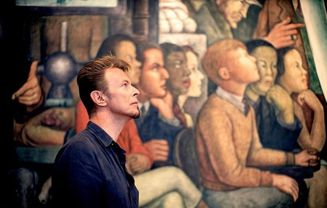 Fernando Aceves, Fine art digital print, signed and numbered, David Bowie, Mexico City, Mexico, 1997