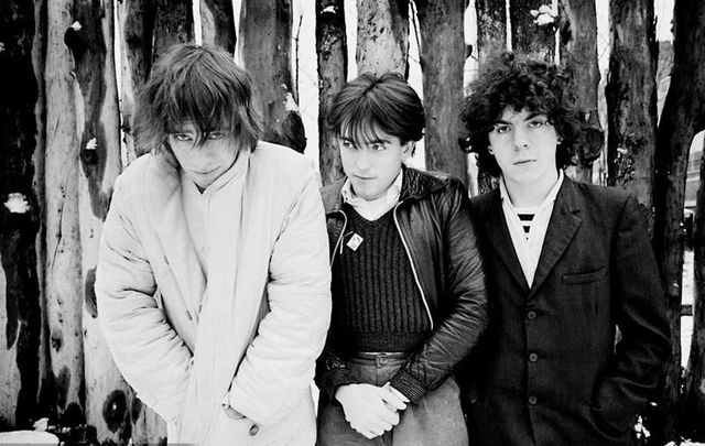 Jill Furmanovsky, Fine art digital print, signed and numbered, The Cure, London, 1979